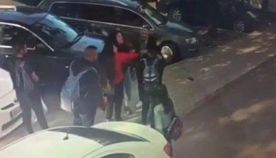 Cele patru tinere care ar fi bătut o femeie pe o stradă din capitală, sunt de negăsit