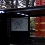 Foto: O stație de așteptare din Capitală a fost complet renovată: călătorii pot afla ora și temperatura de afară