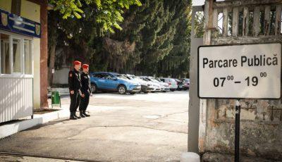 Veste bună pentru șoferi. Două parcări gratuite au fost deschise în capitală, una e amplasată chiar în centrul orașului