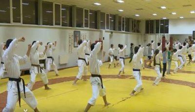 Tinerii moldoveni au cucerit 7 medalii la Campionatul European de Karate-do