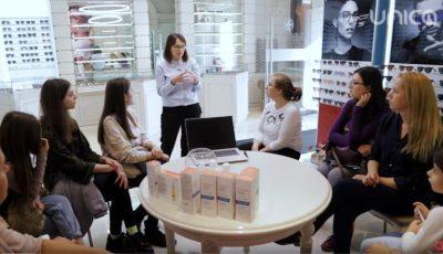 Un nou atelier alături de Ducray și Dr. Irina Batir, asistent universitar, medic tricolog-dermatolog