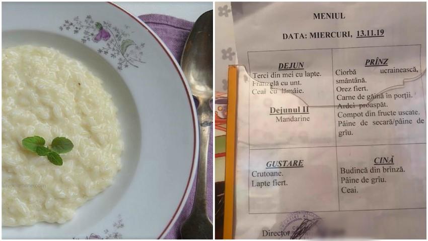 Foto: În meniul din grădinițe se conține prea mult lapte, spun mămicile, care au lansat o discuție aprinsă într-un grup online