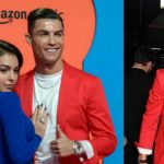 Foto: Iubita lui Cristiano Rolando a făcut senzație la Gala Premiilor MTV! Vezi cum s-a afișat alături de celebrul fotbalist