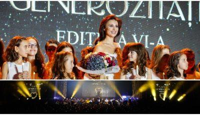 Zeci de copii vor rămâne în familii: 21.407 euro au fost adunați la Gala Generozității 2019