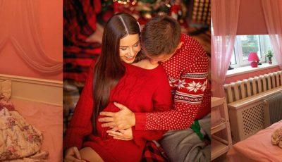 Bucurie! Irina și Sergey Kovalsky au devenit părinți pentru a treia oară!