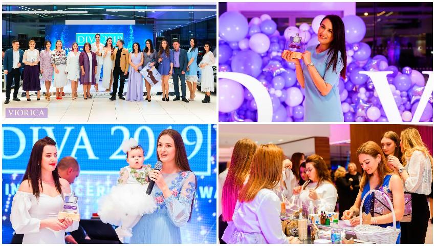 Foto: Cele mai influente bloggerițe de la noi, premiate în cadrul evenimentului DIVA 2019 by Viorica Cosmetic