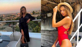Surpriză la TV! Anastasia Fotachi este noua sexy asistentă a lui Dan Negru
