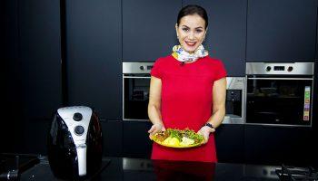 """Angela Gladei: """"Secretul în bucătărie, nu sunt ingredientele, ci partea de suflet pe care o pui în bucatele gătite"""""""
