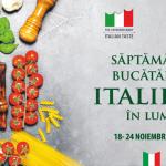"""Foto: ,,Săptămâna Bucătăriei Italiene în Lume"""" va fi marcată printr-o serie de evenimente la Chișinău"""