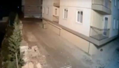Video. Mișcările înspăimântătoare ale blocurilor în timpul cutremurului din Albania