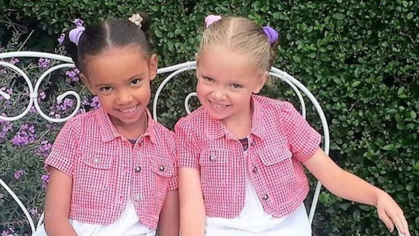 """Foto: ,,Gemenele curcubeu"""". Cum arată aceste surori unice în lumea întreagă?"""