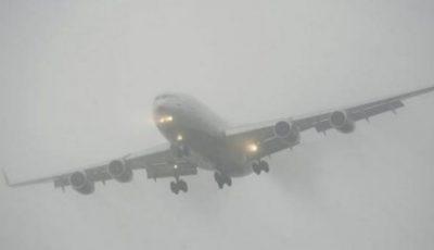 Dificultăți la aterizare pe Aeroportul Chișinău: o cursă a fost redirecționată la Iași