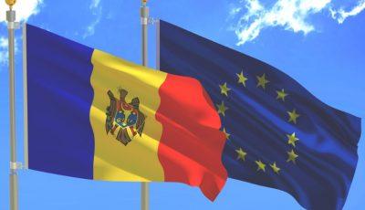Republica Moldova a primit un grant de 10 milioane de euro din partea Uniunii Europene