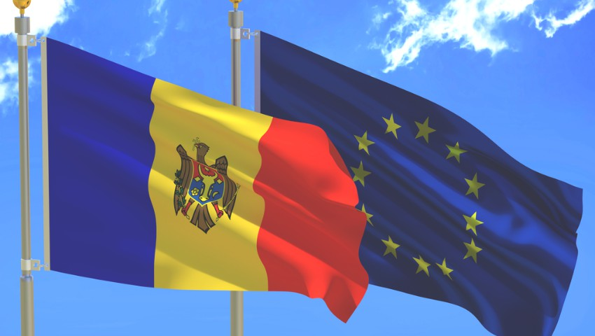 Foto: Republica Moldova a primit un grant de 10 milioane de euro din partea Uniunii Europene