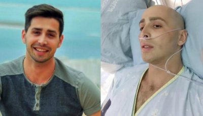 Tânărul din Moldova a învins leucemia și s-a întors sănătos acasă