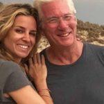 Foto: La 70 de ani, Richard Gere devine din nou tătic