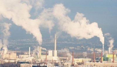 Raport alarmant al OMS: Concentraţia de gaze cu efect de seră a atins un nou record