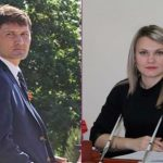 Foto: Doi soți moldoveni au devenit primari în orașe diferite