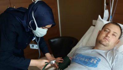 Un bărbat din Cantemir, tată a doi copii mici, are nevoie de un transplant de măduvă osoasă. Să-l ajutăm să adune banii necesari pentru intervenție!