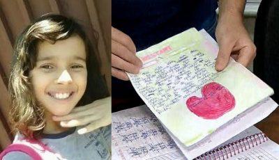 Mesajele cutremurătoare ale unei fetițe de 11 ani care a murit de foame, din cauza părinților ei fanatici