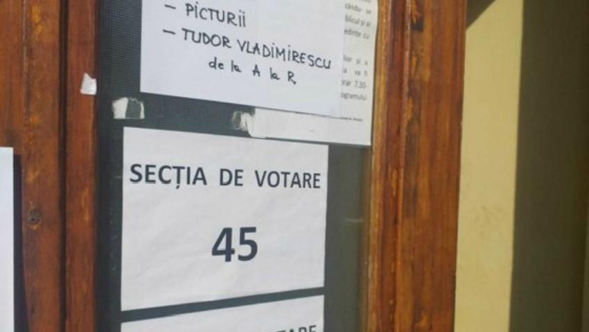Foto: 1.899 de moldoveni locuiesc într-un apartament din Galați. La votare s-a prezentat doar unul