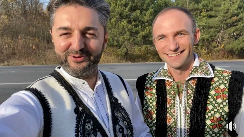 Foto: Adrian Ursu și Ion Paladi au ales destinația unde vor petrece Revelionul 2020