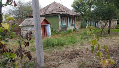 Casa din Copăceni, în care s-a născut poetul Adrian Păunescu, a fost demolată