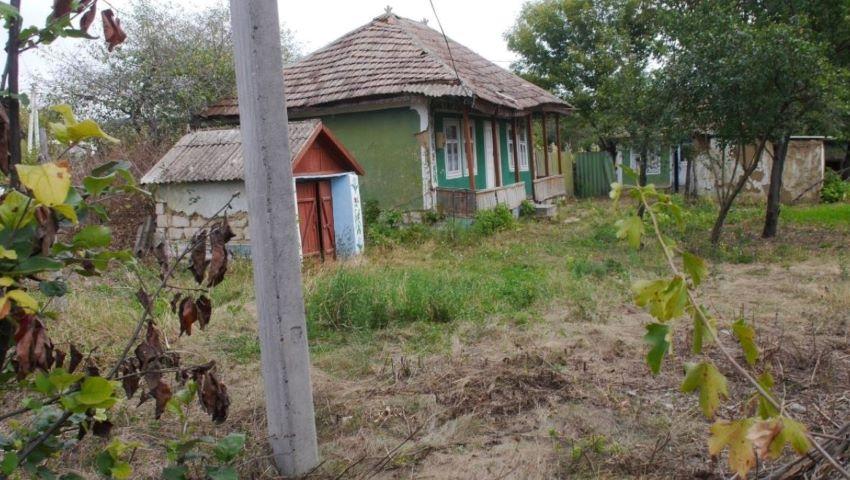 Foto: Casa din Copăceni, în care s-a născut poetul Adrian Păunescu, a fost demolată