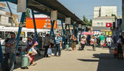 Gara Auto Centrală va fi mutată