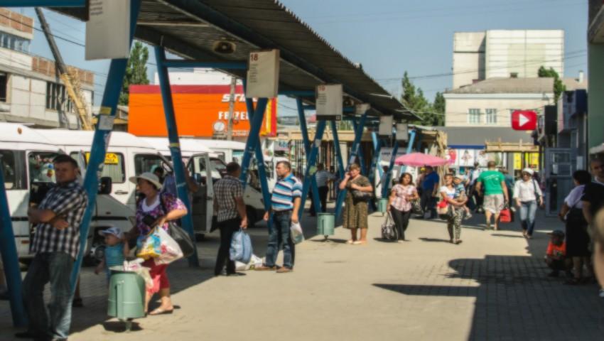 Foto: Gara Auto Centrală va fi mutată