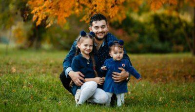 Valentin Uzun a devenit tată pentru a treia oară!