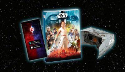 De Crăciun, Kaufland te invită să descoperi întregul univers Star Wars