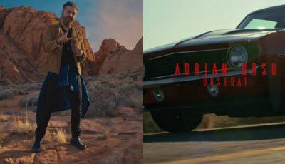 """,,Obsedat"""" – videoclip nou de la Adrian Ursu, filmat în Las Vegas!"""
