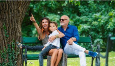 Natalia Barbu, fericită alături de familia ei! Poze