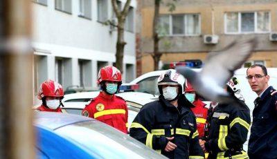 S-a identificat substanța de deratizare, care a ucis trei oameni într-un bloc din Timișoara. Totodată, un alt bloc din oraș a fost evacuat