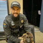 Foto: Un polițist moldovean stabilit în SUA ajută oamenii străzii