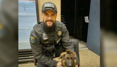 Un polițist moldovean stabilit în SUA ajută oamenii străzii
