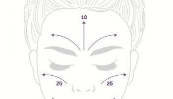 În sfârșit, poți dărui feței tale un masaj plăcut și relaxant în doar 2 minute!