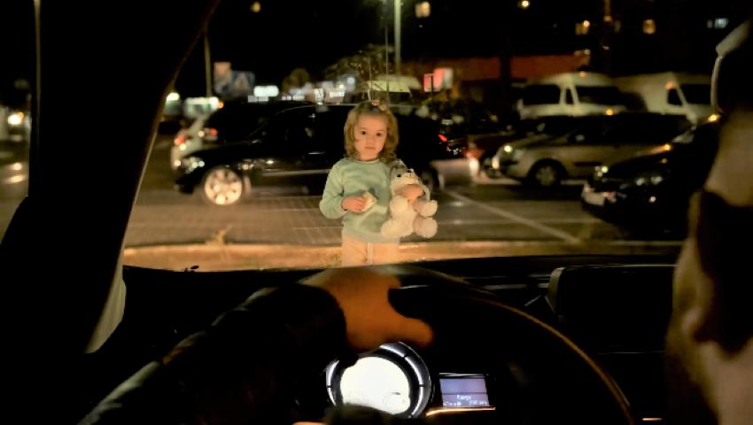 """Foto: """"Tata s-a așezat băut la volan și nu a mai venit acasă"""". Campanie lansată de oamenii legii"""