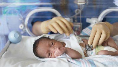 În Moldova, numărul copiilor născuţi prematur care supravieţuiesc este în creştere
