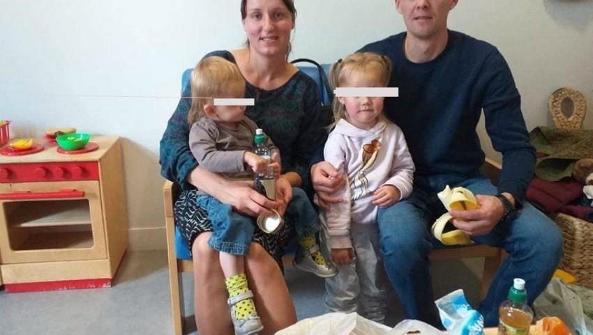 Foto: Noi detalii despre soții Zubcov, cărora autoritățile franceze le-au luat copiii