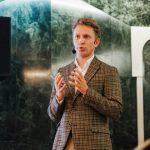 Foto: Geneticianul ucrainean Alexander Koliada dezbate miturile despre alimentația sănătoasă