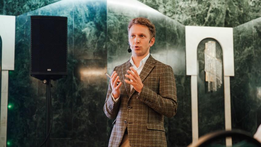 Geneticianul ucrainean Alexander Koliada dezbate miturile despre alimentația sănătoasă