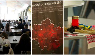 La Chișinău, au fost comemorate victimele foametei organizate de regimul comunist în Ucraina și Moldova Sovietică