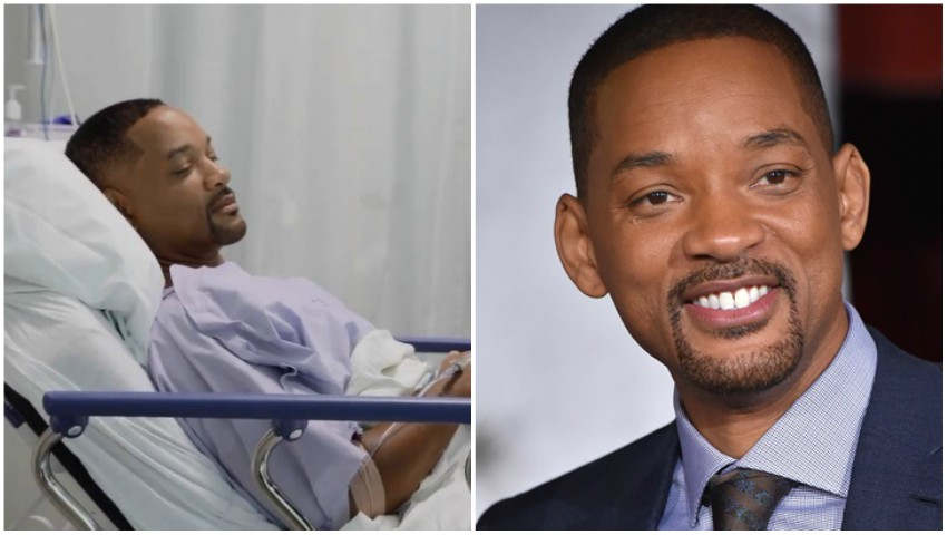 Foto: Will Smith, suspect de cancer. Actorul a fost operat de urgență