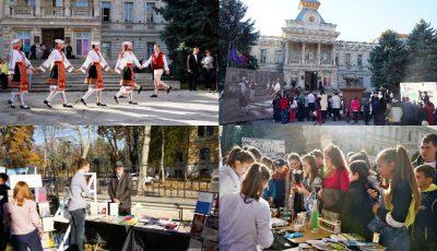"""""""Ziua Științei"""" s-a transformat într-un campus Alma Mater, la Muzeul Național de Istorie a Moldovei"""