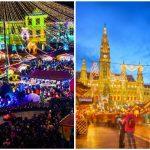 Foto: Cele mai frumoase târguri de Crăciun din Europa au dat startul sărbătorilor de iarnă!