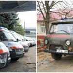 "Foto: Ambulanțele de milioane de euro, care s-au dovedit a fi ,,vechi, rupte și ruginite"""