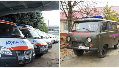 """Ambulanțele de milioane de euro, care s-au dovedit a fi ,,vechi, rupte și ruginite"""""""