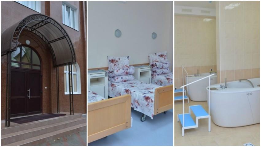 Foto: În Chișinău, s-a deschis un Centru nou de reabilitare medicală